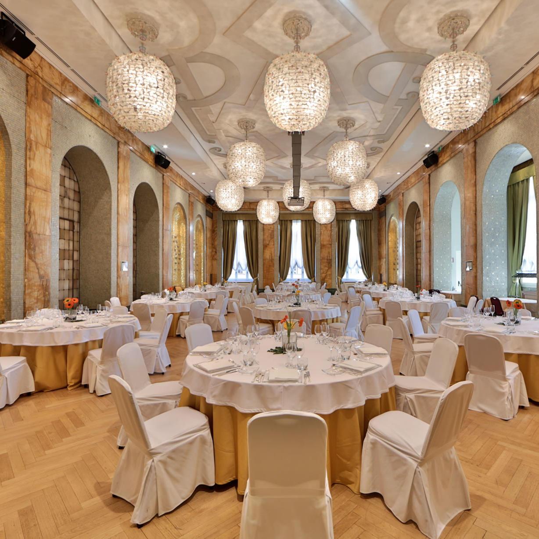 Salone delle Feste | Principi Di Piemonte