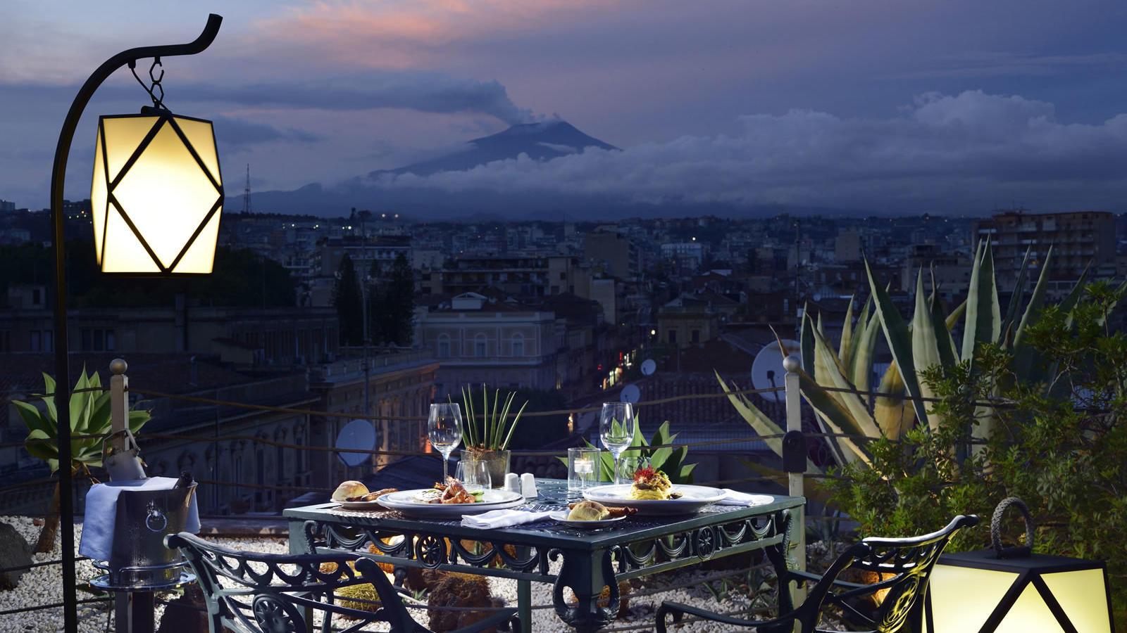 Roof   Palace Catania