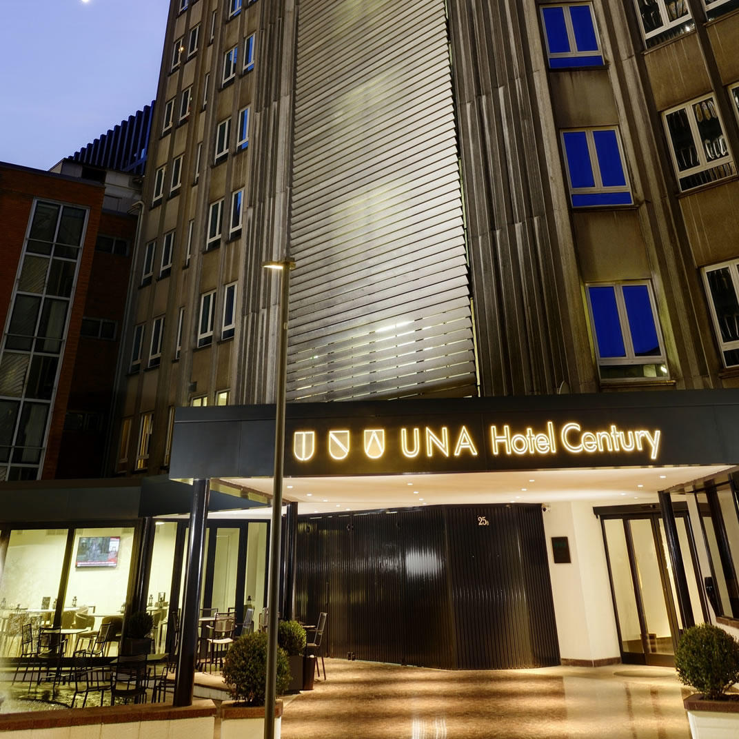 Exterior | Century Milano