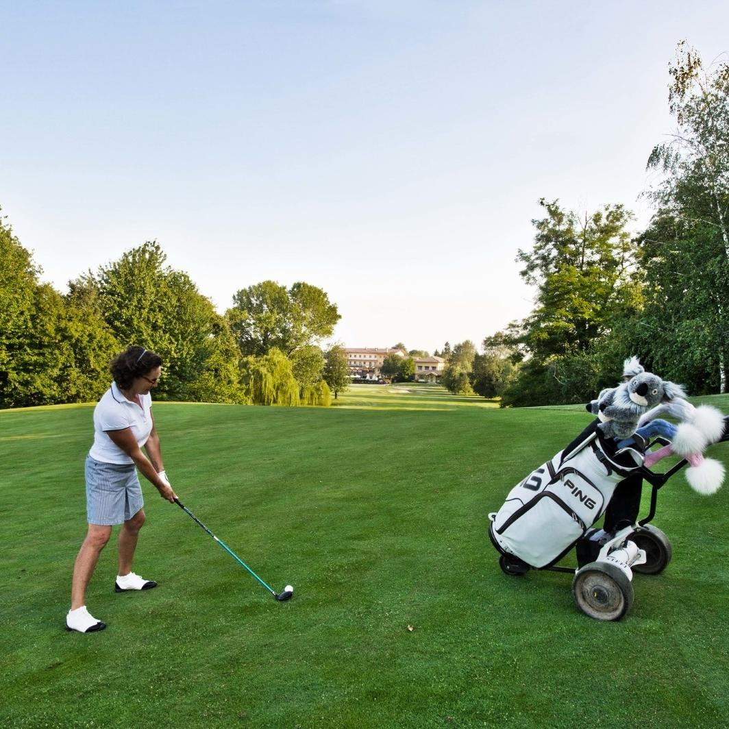 Golf Cavaglia Santhia Course | Golf Hotel Cavaglia