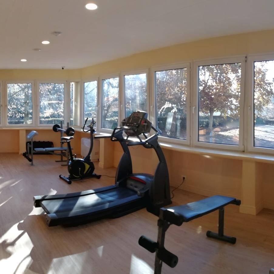 Santhia Gym | Golf Hotel Cavaglia