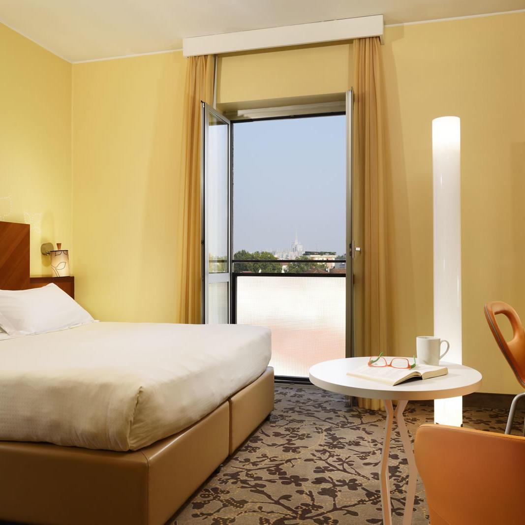 Room | Mediterraneo Milano