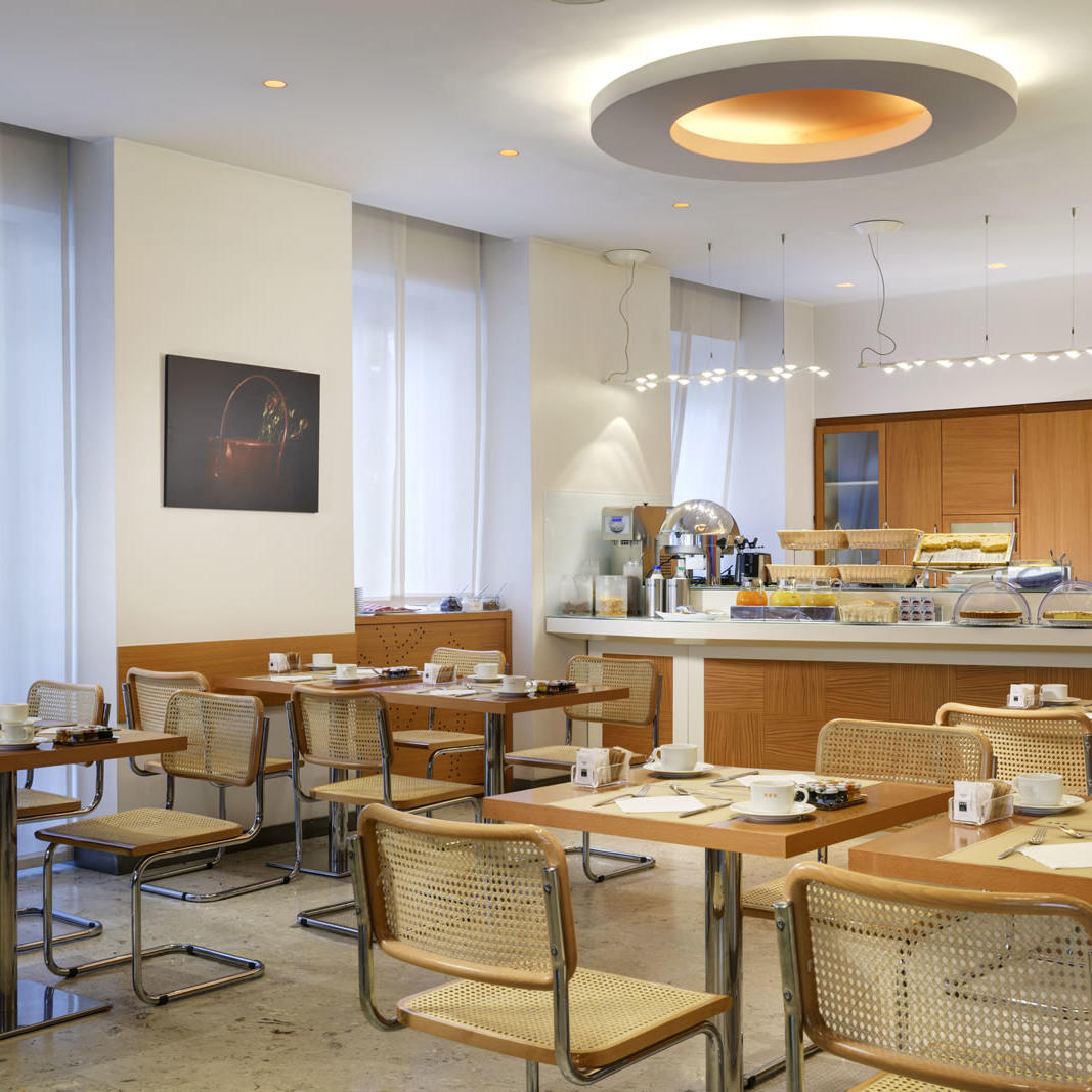 Breakfast Room | Mediterraneo Milano