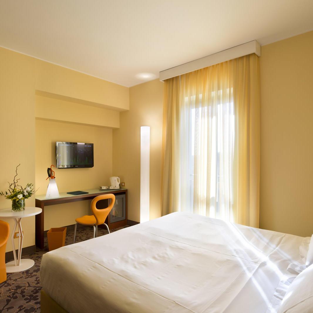 Superior room | Mediterraneo Milano