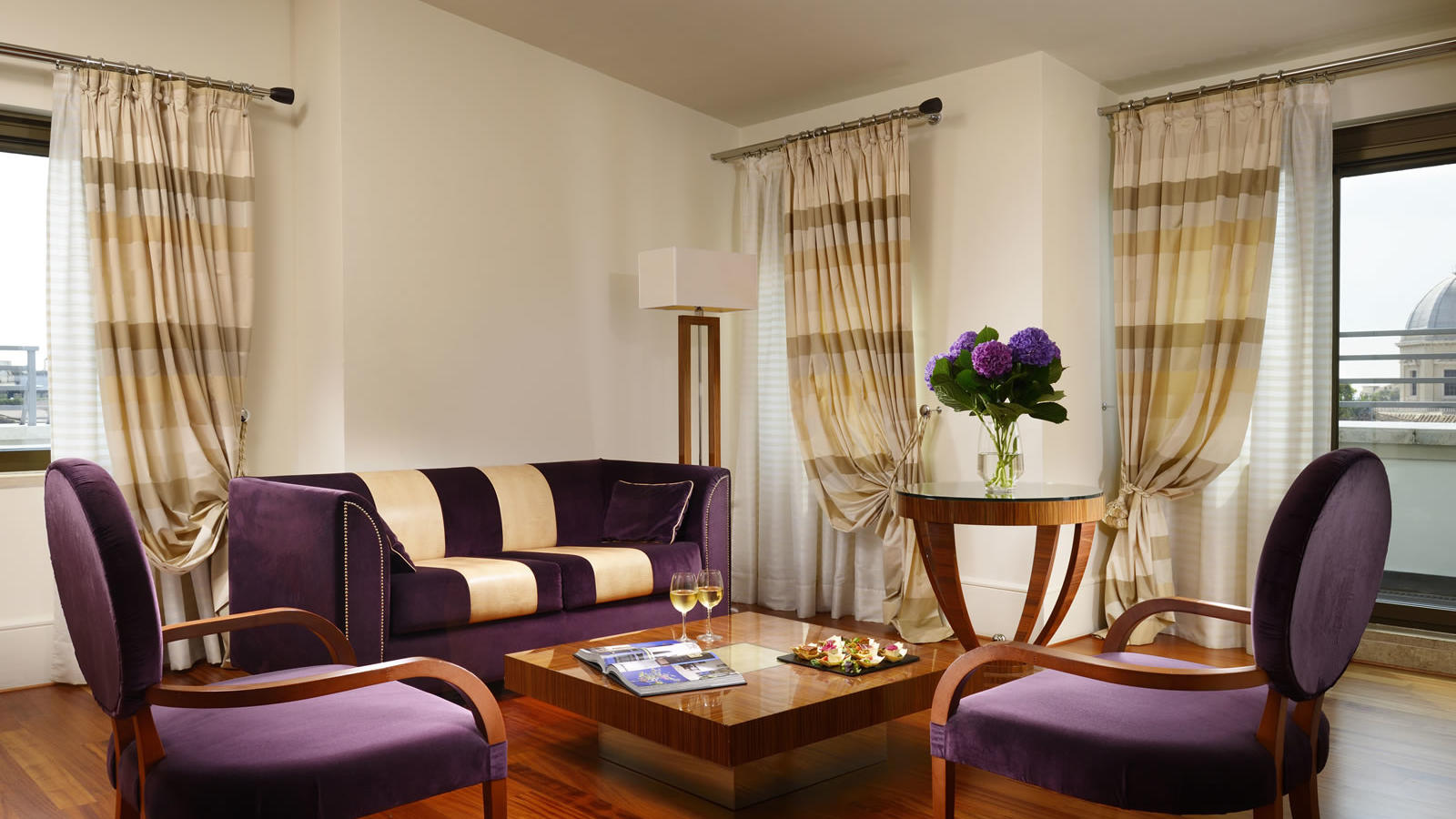 Living Suite Deluxe   Decò Roma