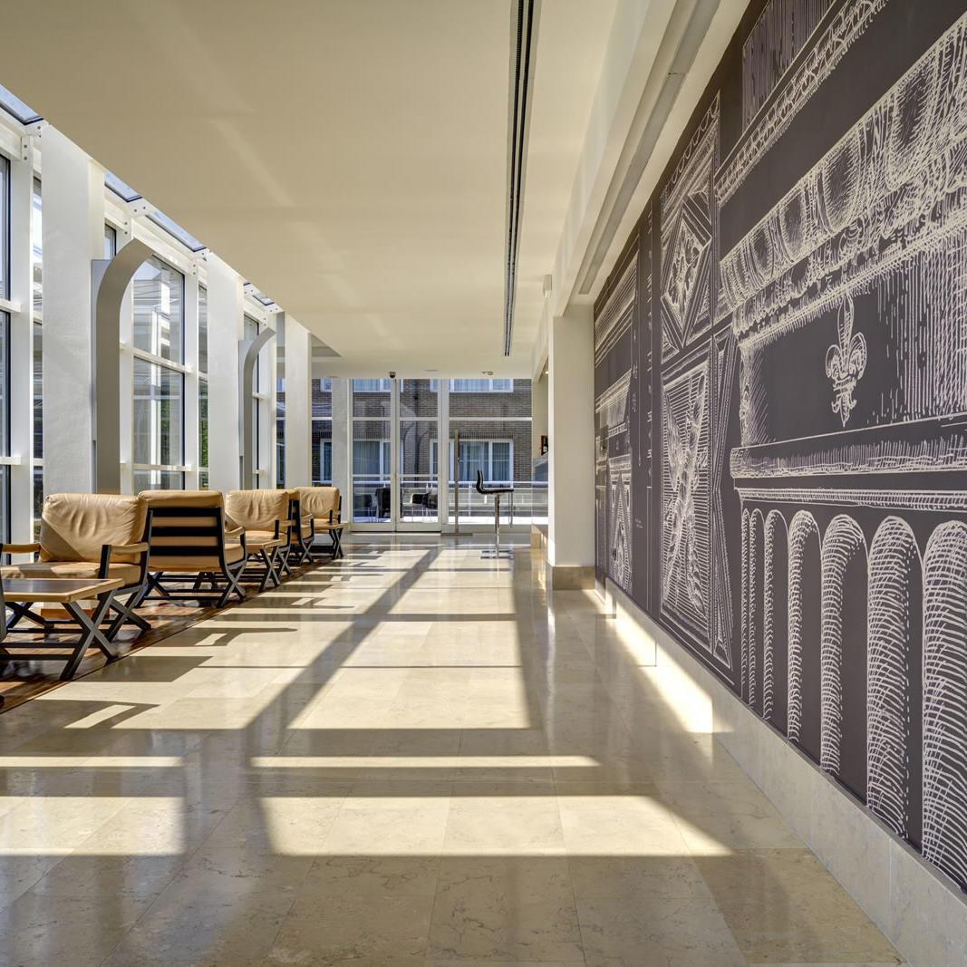 Corridor | Congress Hotel Bologna San Lazzaro