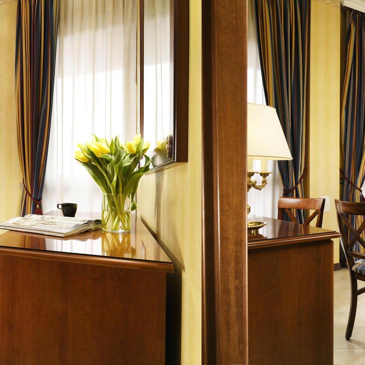Suite | Contessa Jolanda Hotel & Residence Milano