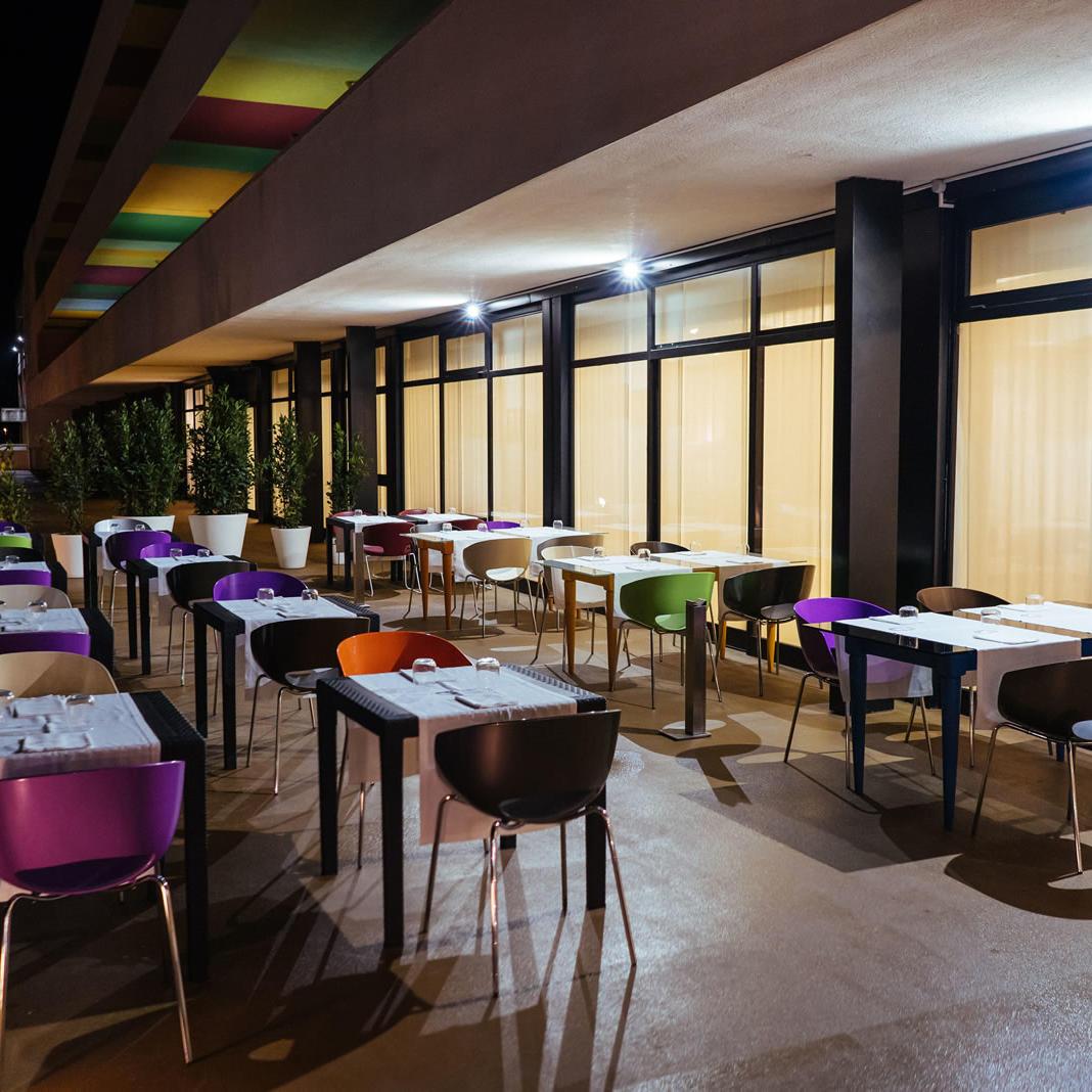 Terrace Dinner | Hotel Fabro