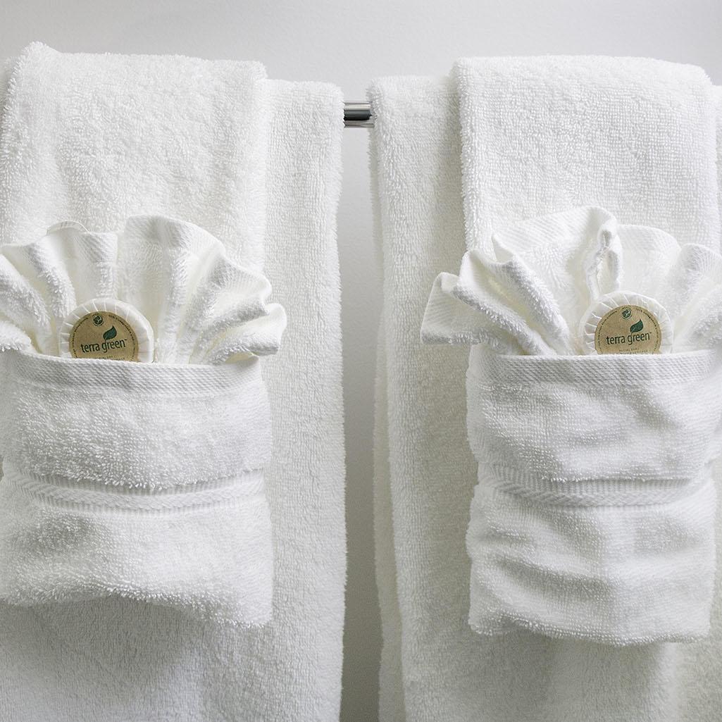 Linen and amenities