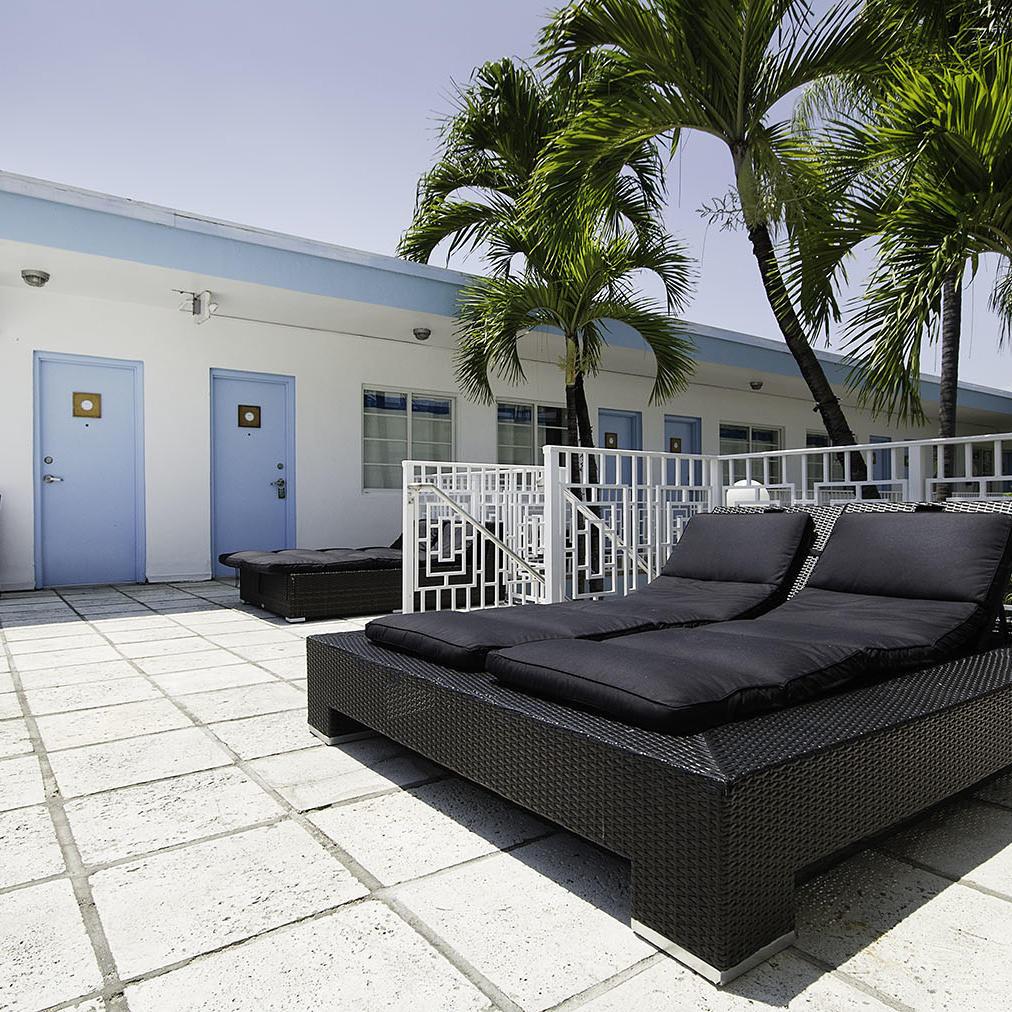 Sundeck or Terrace