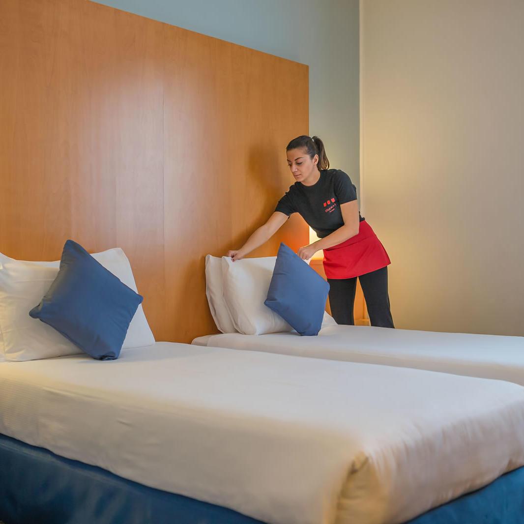Twin Room | UNAWAY Hotel Occhiobello