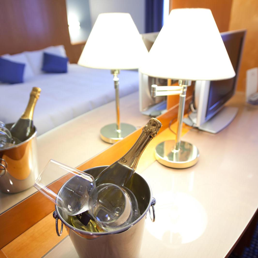 Double Room   UNAWAY Hotel Occhiobello