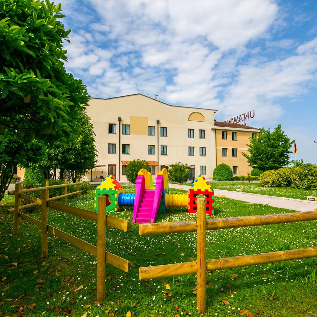 Playground | UNAWAY Hotel Occhiobello