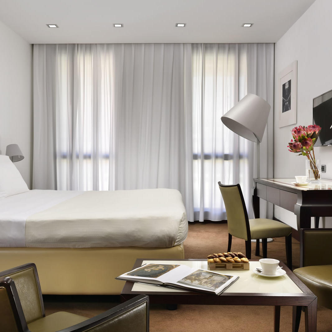 Executive Double | UNAHOTELS Cusani Milano