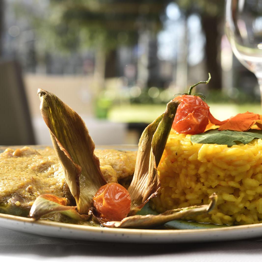 Food | UNAHOTELS Cusani Milano
