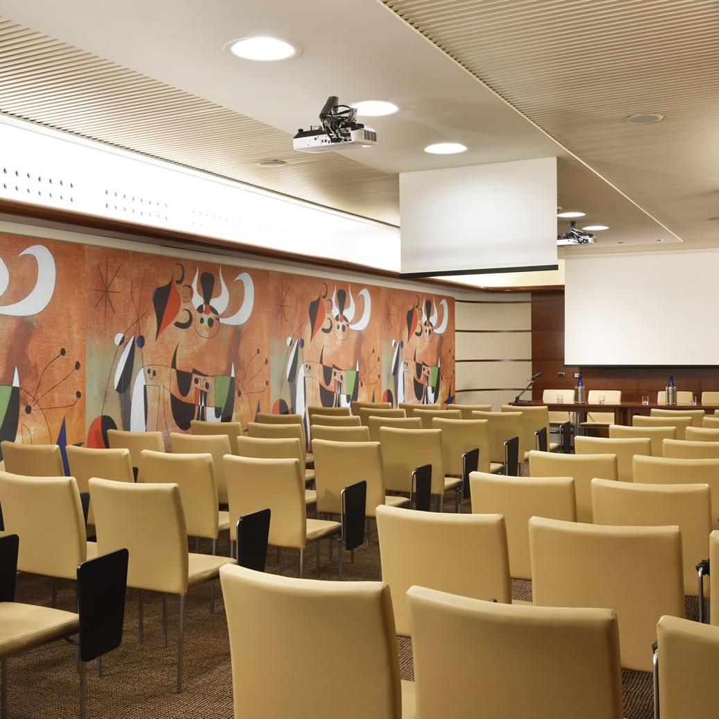 Mirò Meeting room | UNAHOTELS Cusani Milano
