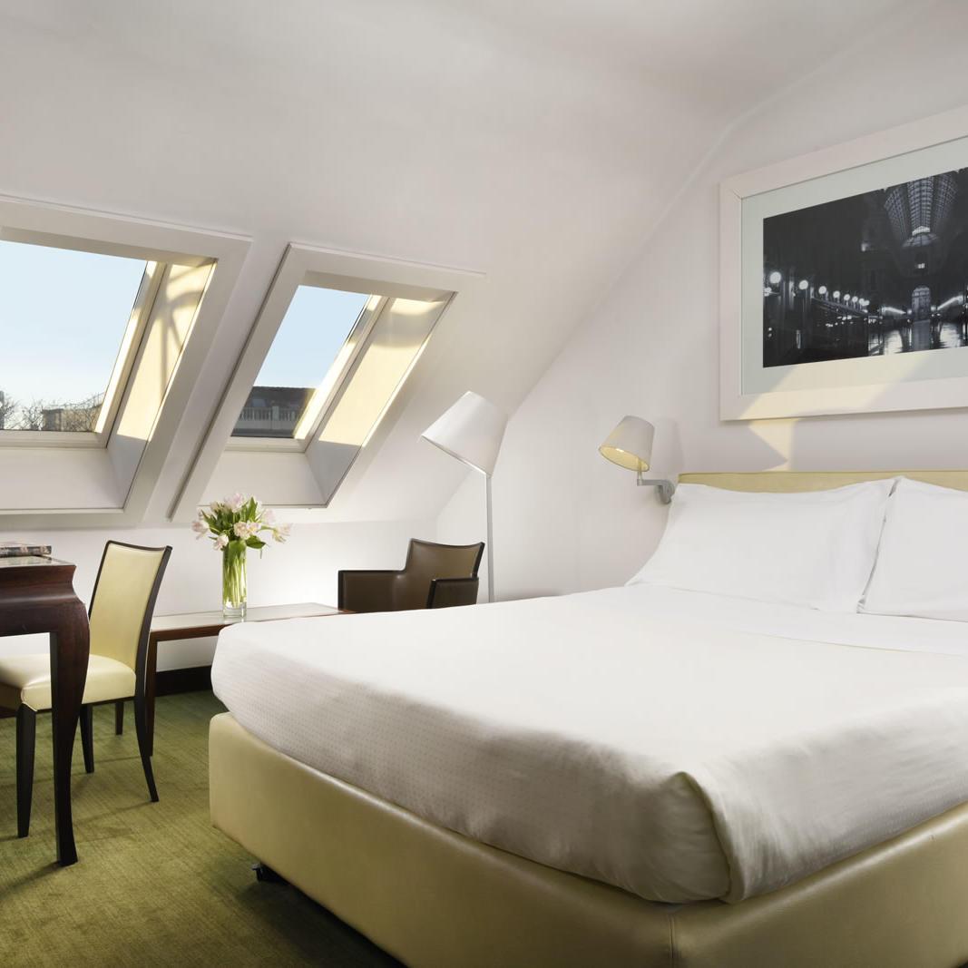 Superior Room | UNAHOTELS Cusani Milano