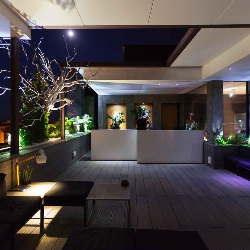 Terrace | UNAHOTELS One Siracusa