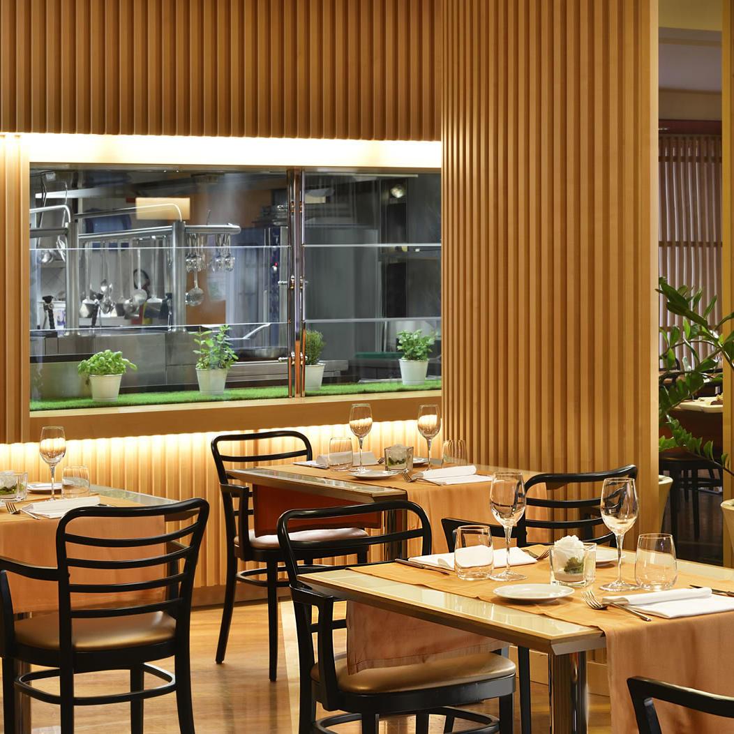 UNAHOTELS Varese | Derby Restaurant