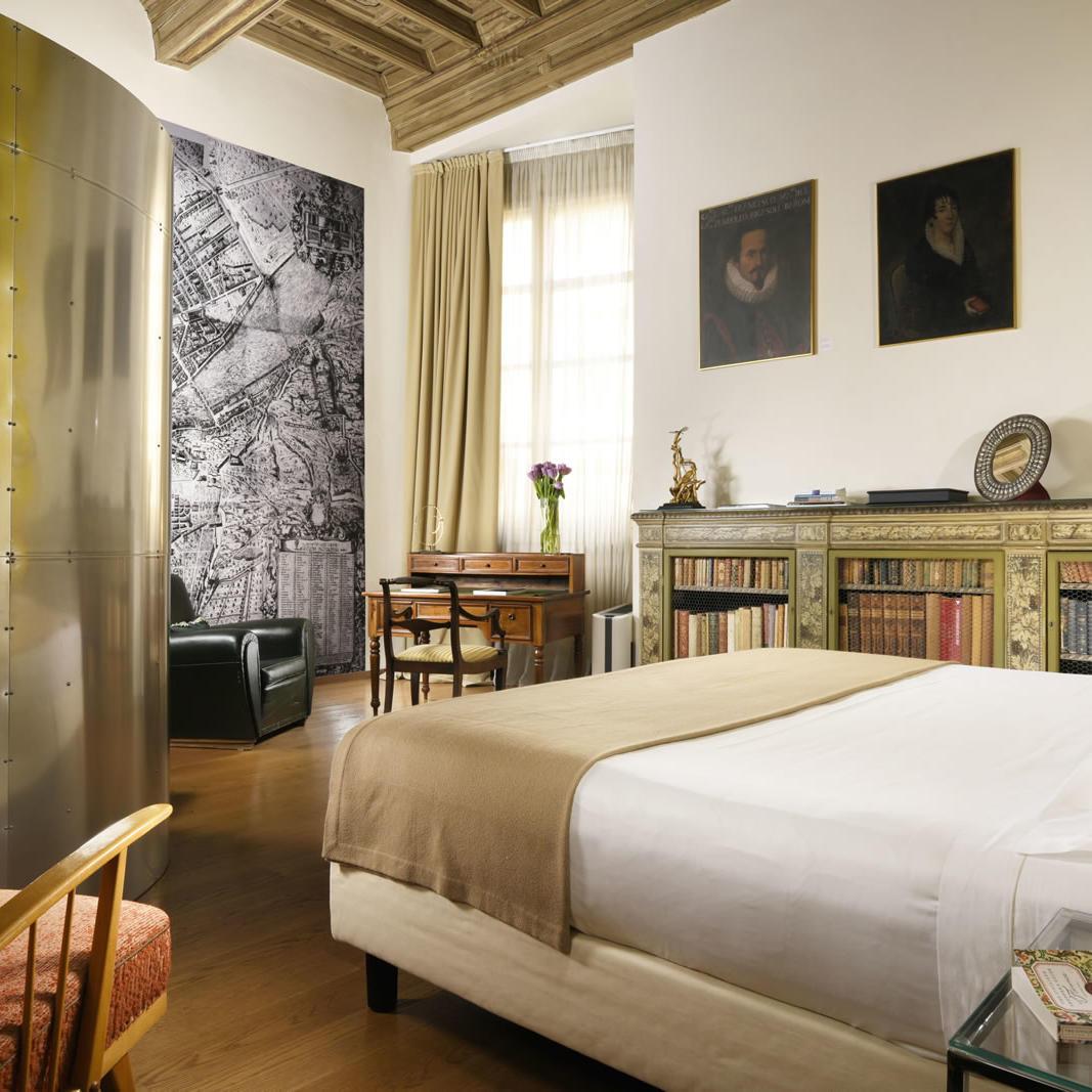Orazio Suite | Leone Blu Suites