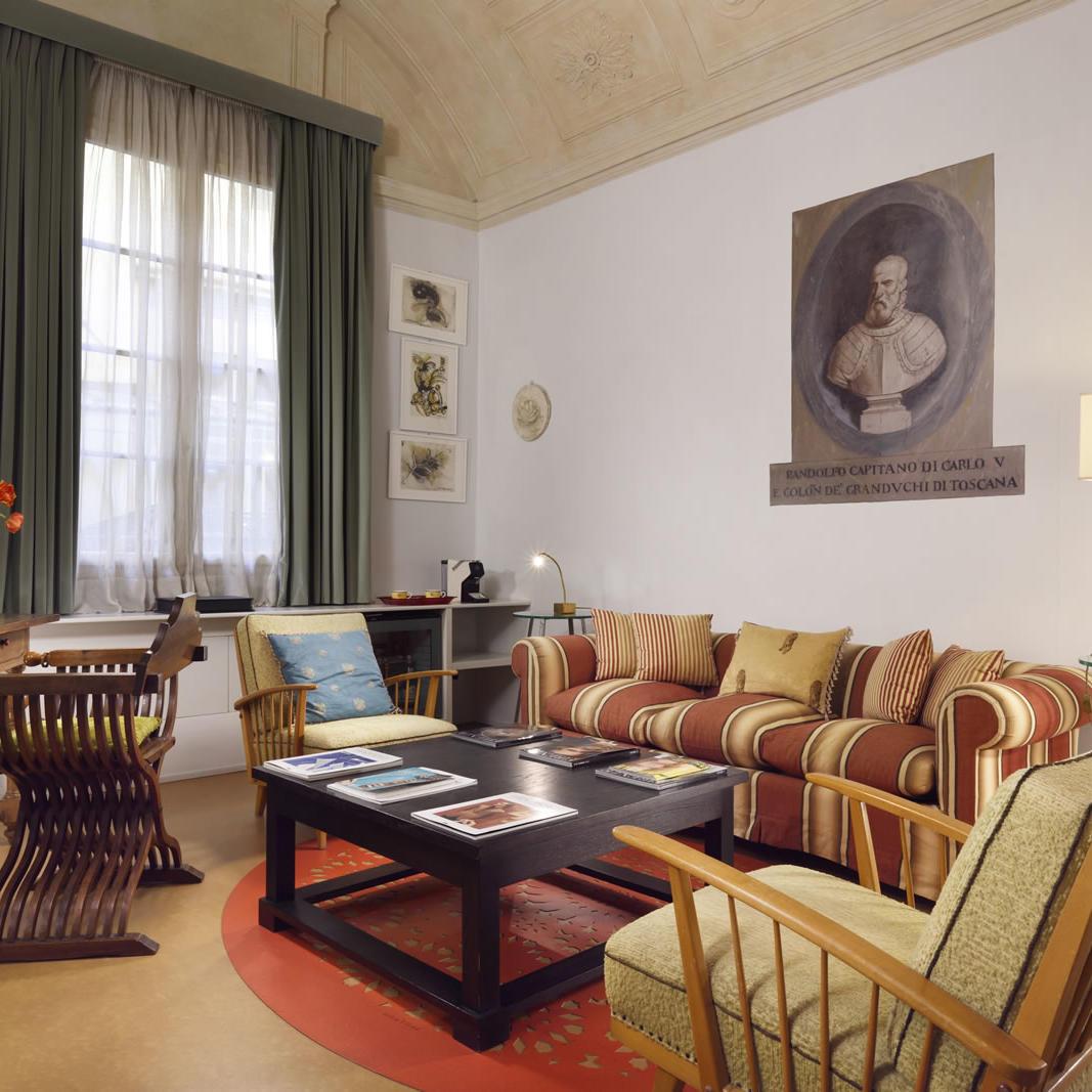 Pandolfo Suite Living | Leone Blu Suites