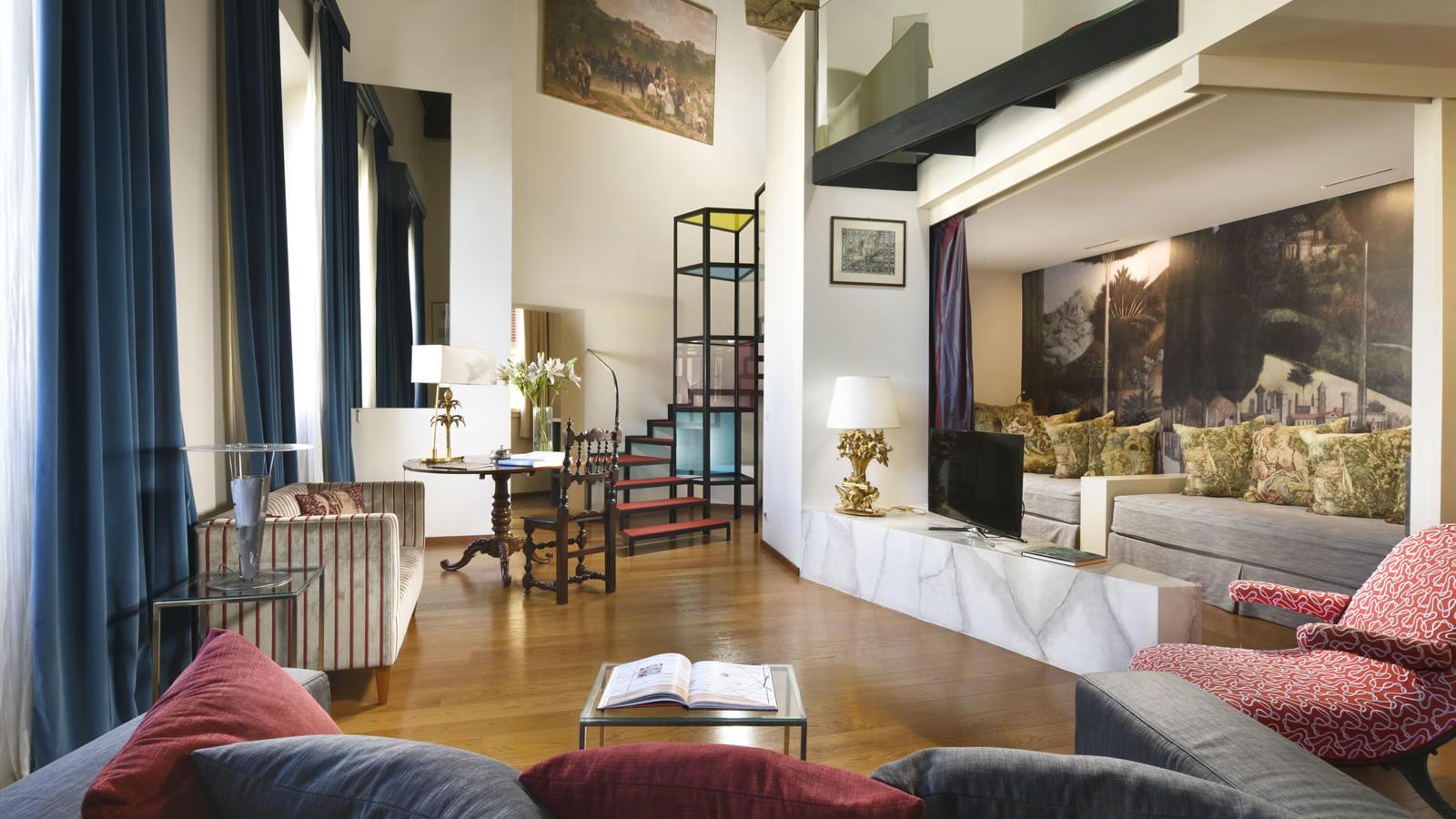 Rinieri Suite | Leone Blu Suites