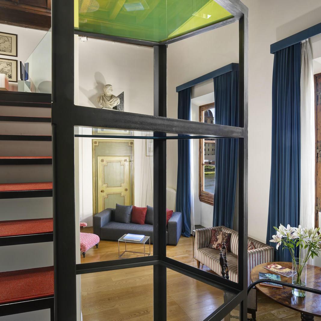 Rinieri Suite Living | Leone Blu Suites