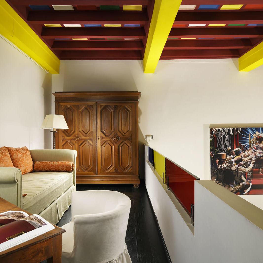 Bindaccio Suite | Leone Blu Suites