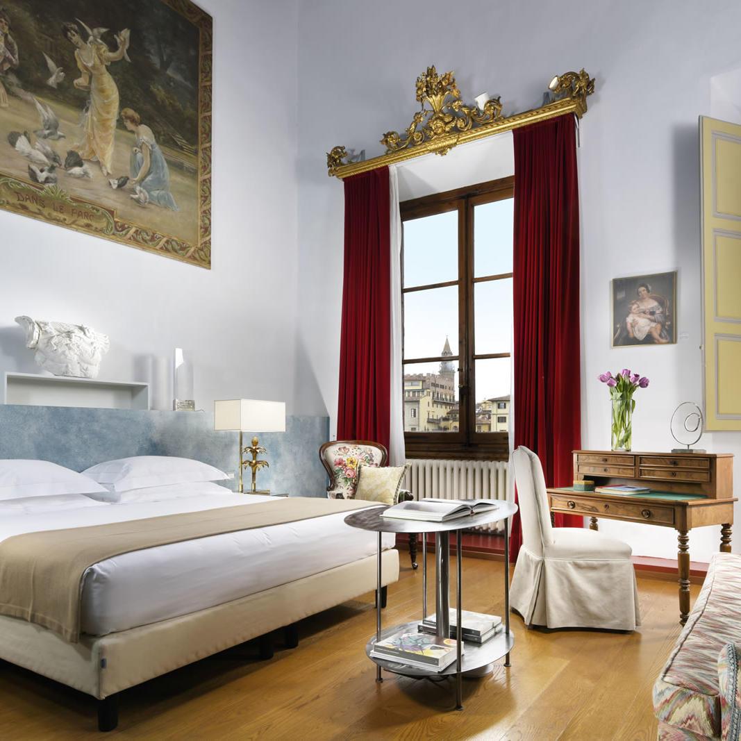 Giuliana Suite | Leone Blu Suites