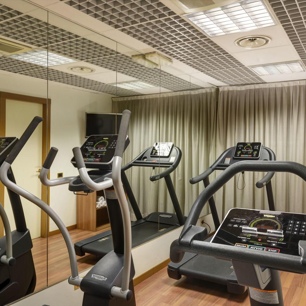 Fitness Room | Scandinavia Milano