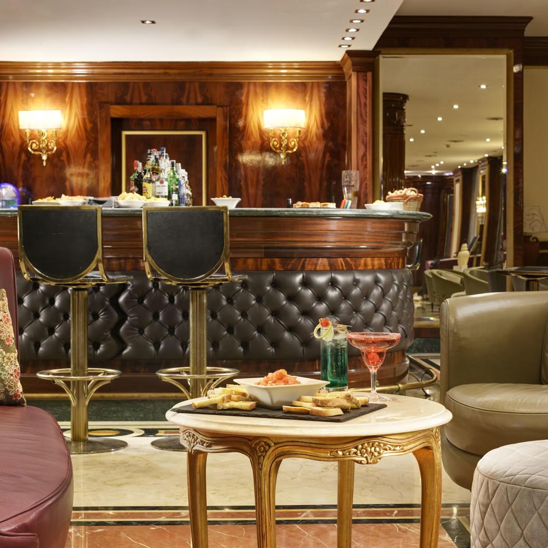 Lounge Bar | Scandinavia Milano