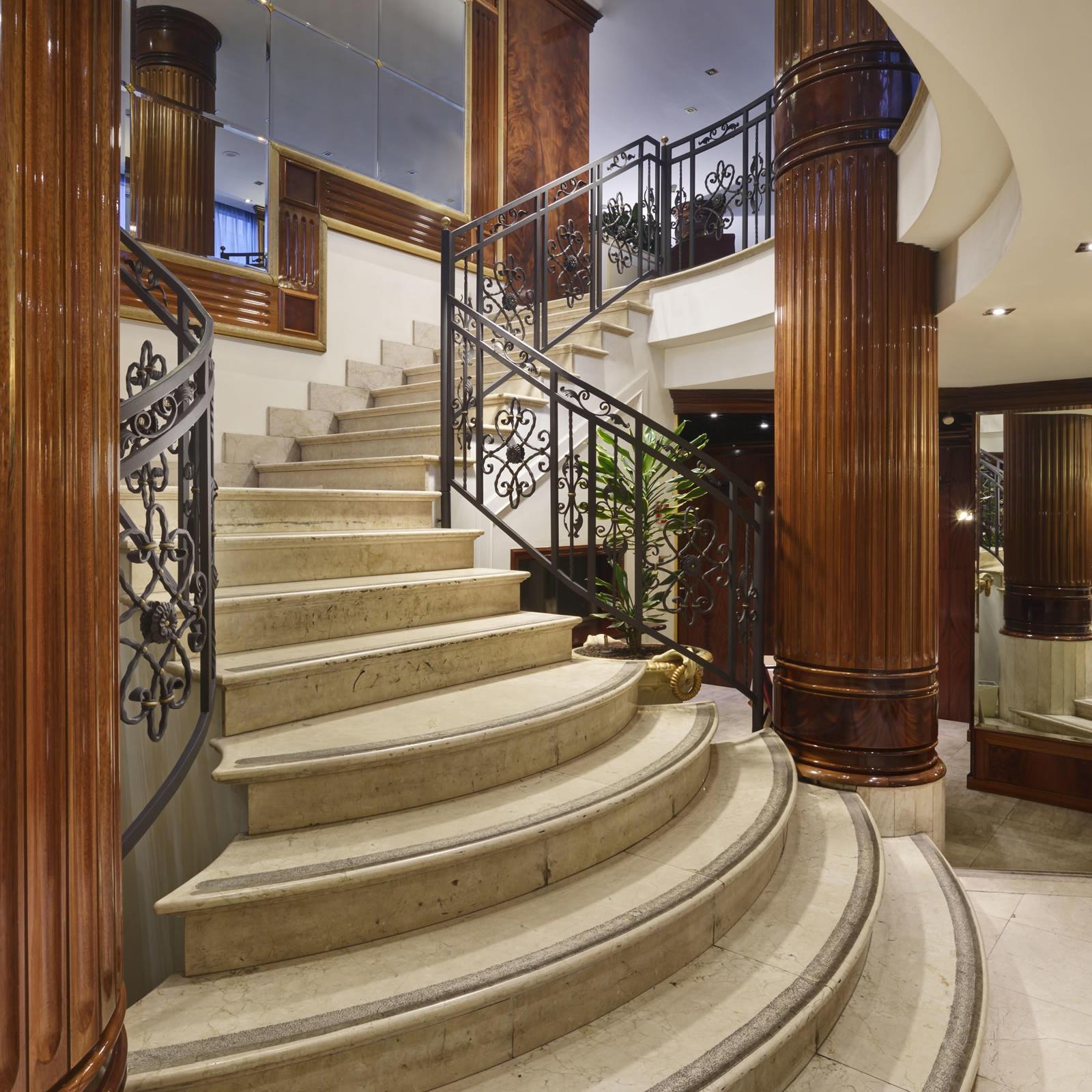 Stairs | Scandinavia Milano