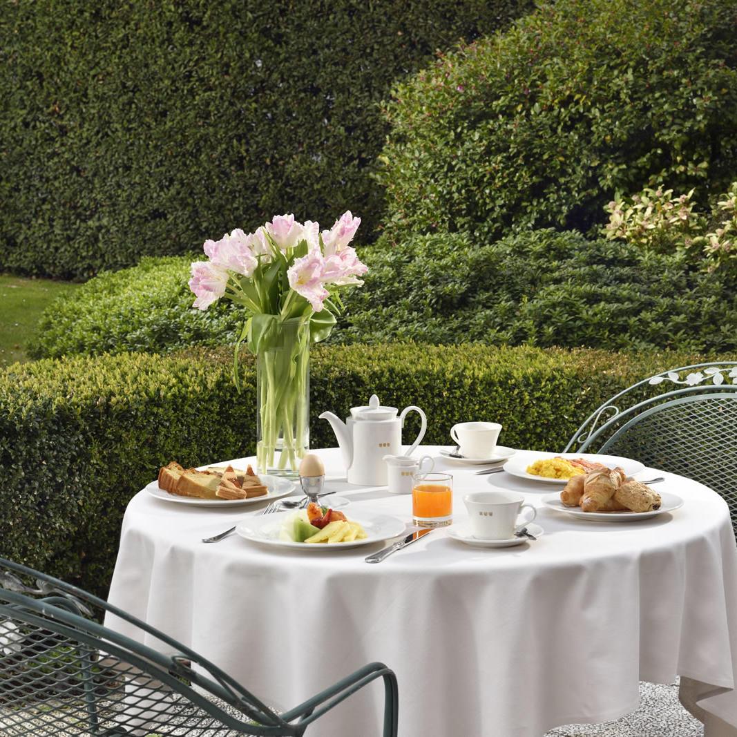 Garden Breakfast | Scandinavia Milano
