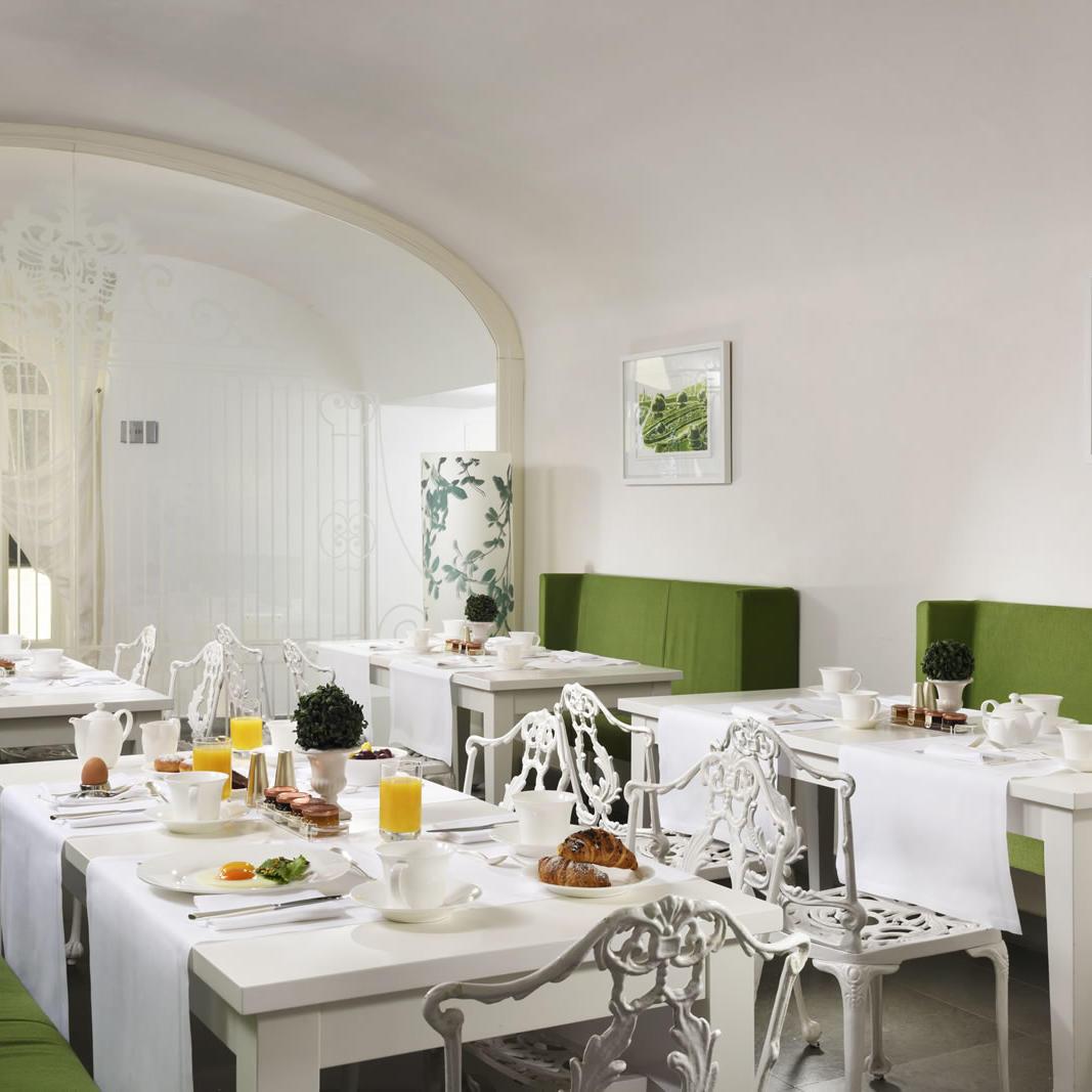 Restaurant | Villa Le Maschere