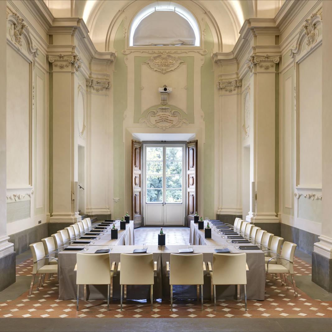 Gerini Meeting Room | Villa Le Maschere