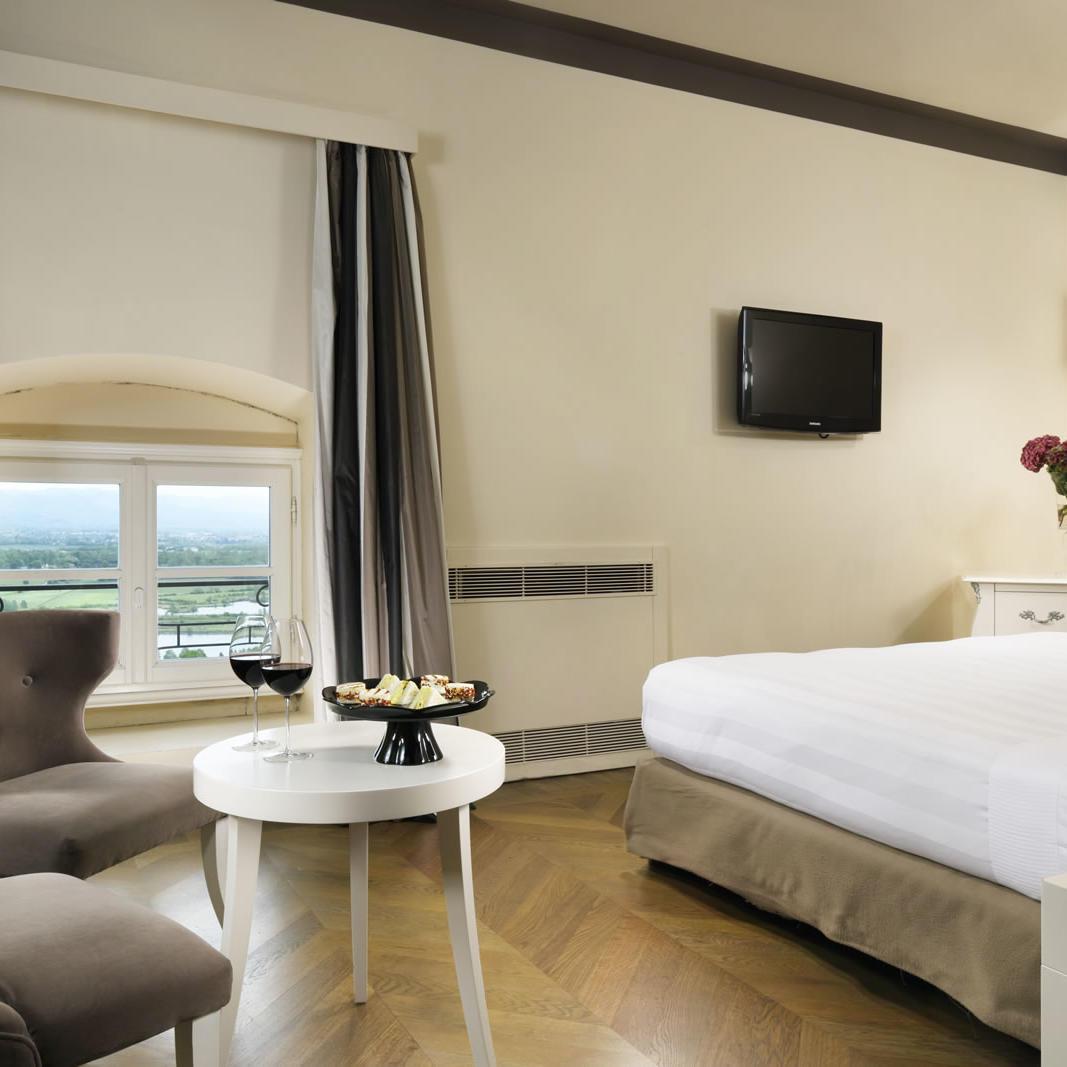 Superior Room | Villa Le Maschere