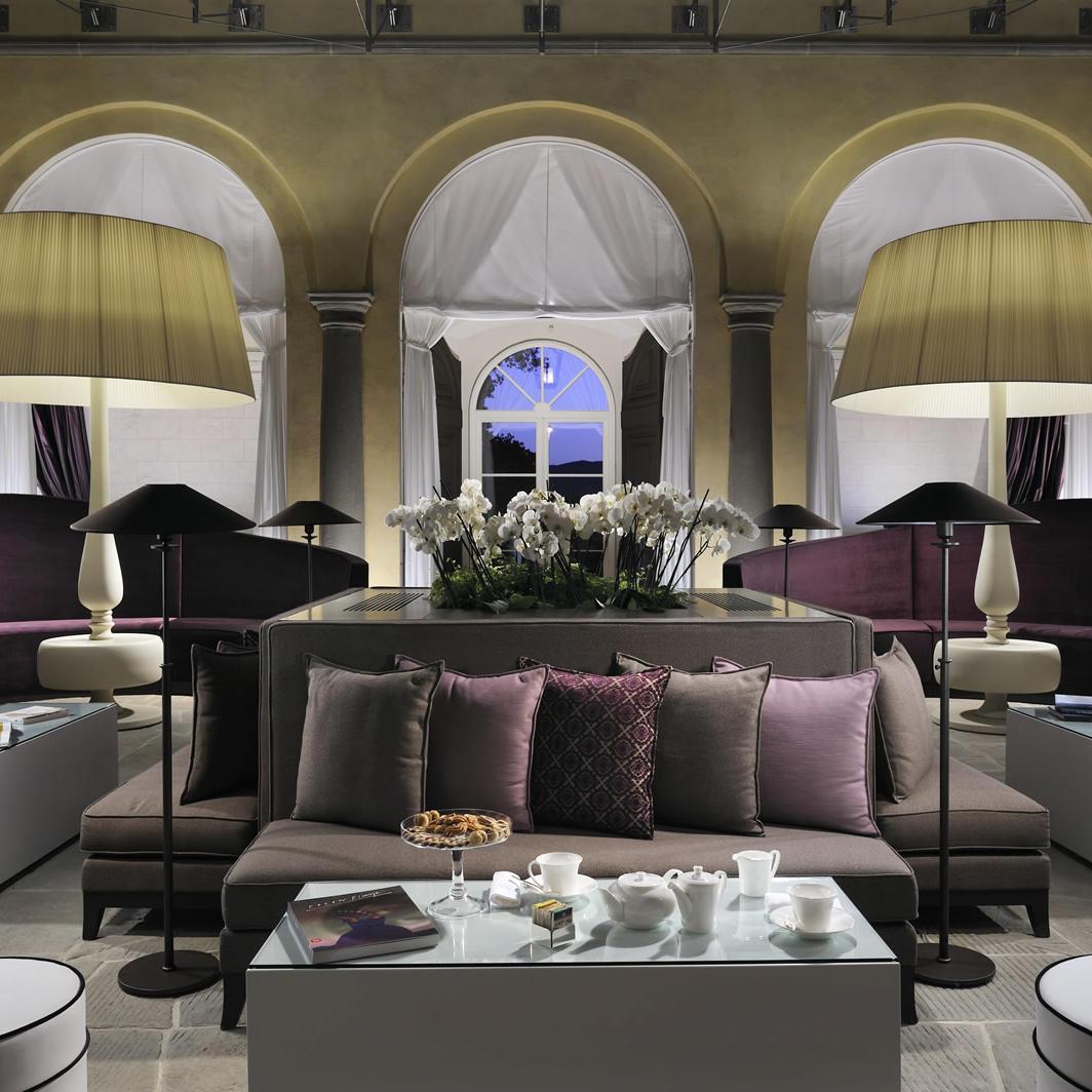 Lobby | Villa Le Maschere
