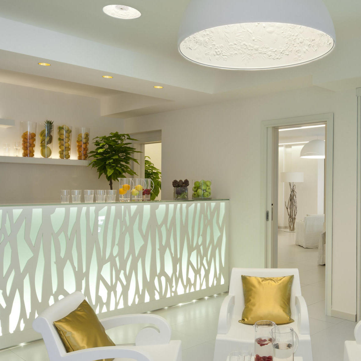 Spa bar | Villa Le Maschere