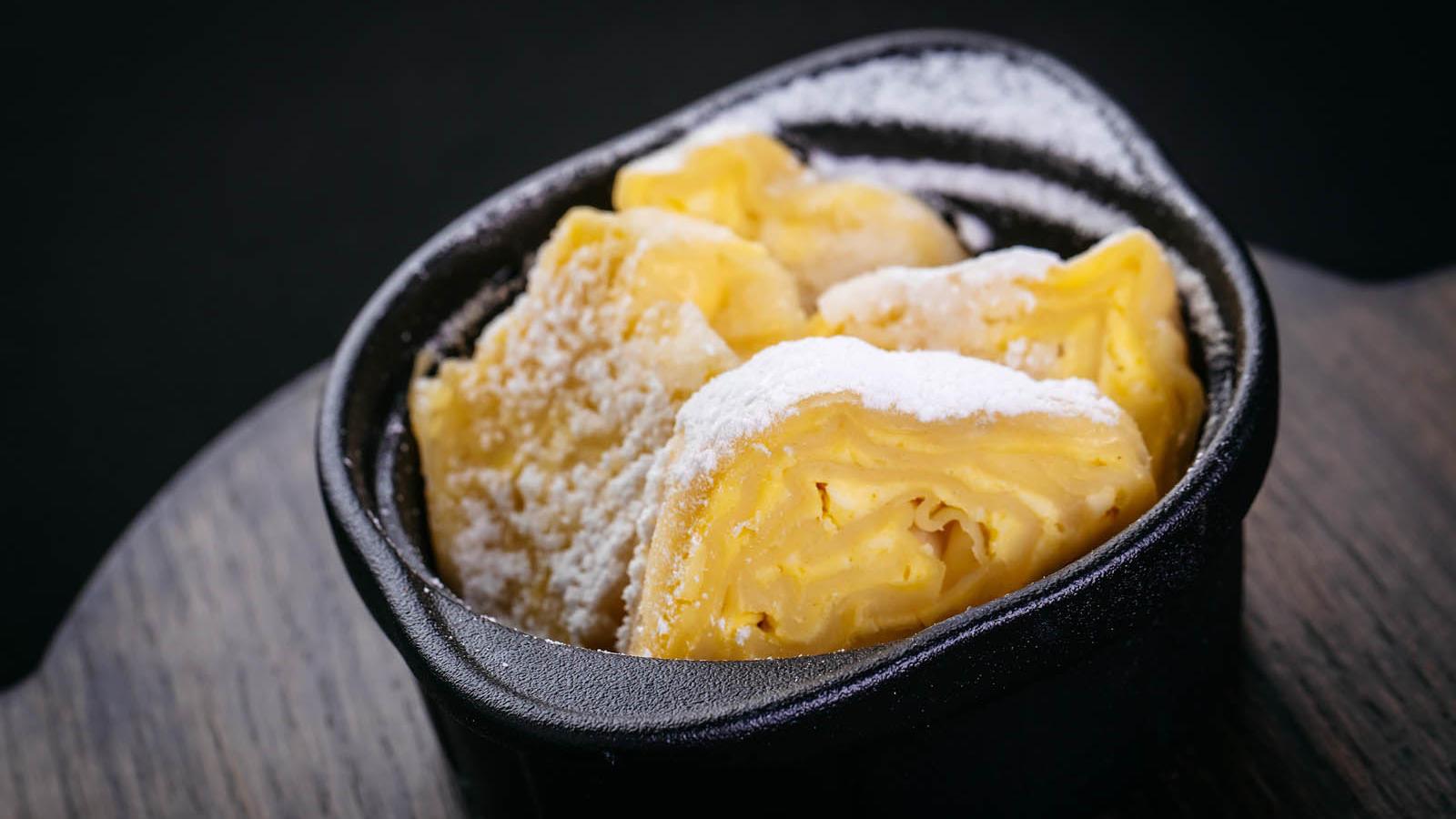 L Bistro & Bar dessert