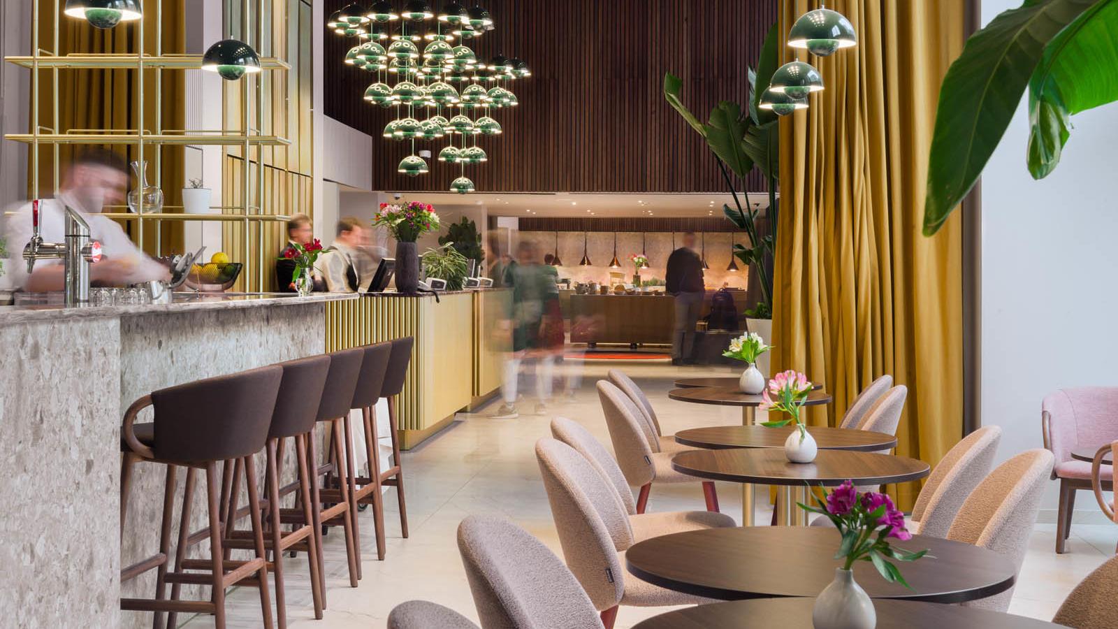 L Bistro & Bar interior
