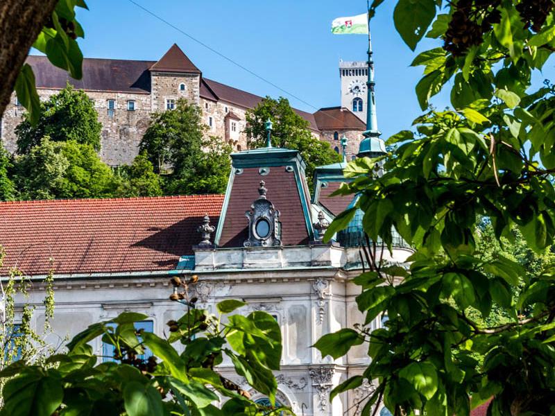 Ljubljana castle 2