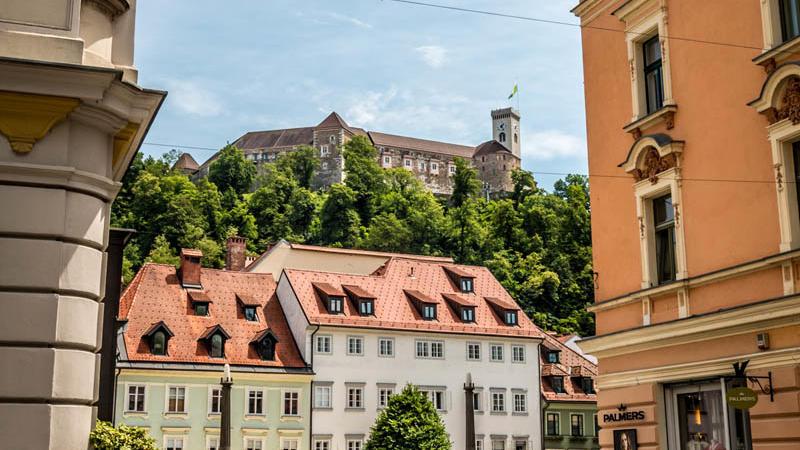 Ljubljana castle 4