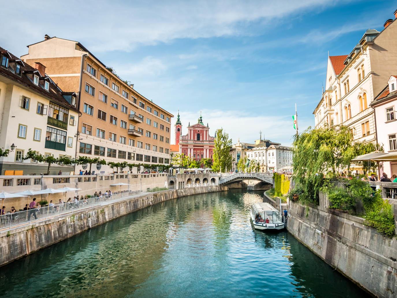 Ljubljana, Triple Bridge