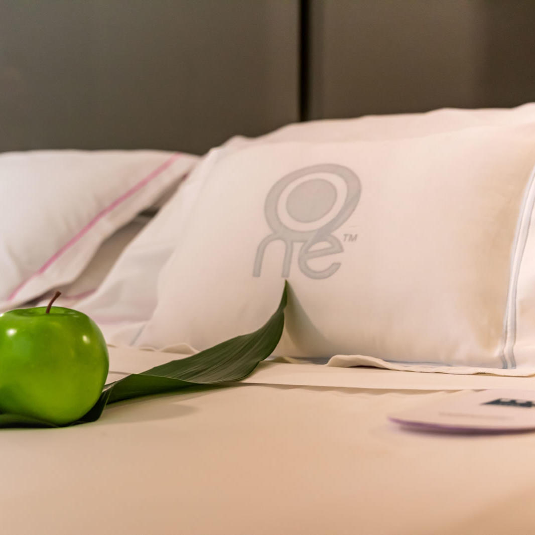 Bed detail | UNAHOTELS One Siracusa