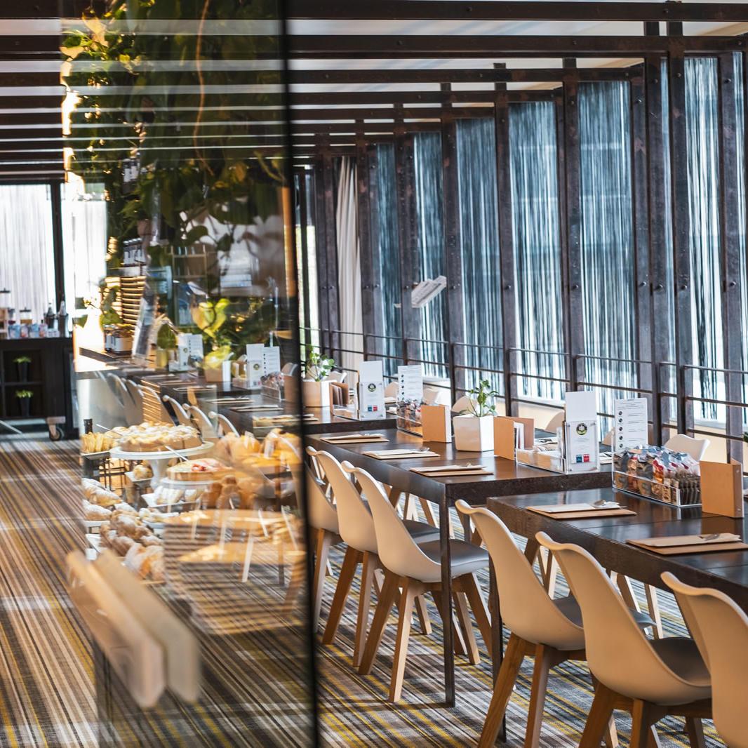 Breakfast room | UNAHOTELS One Siracusa