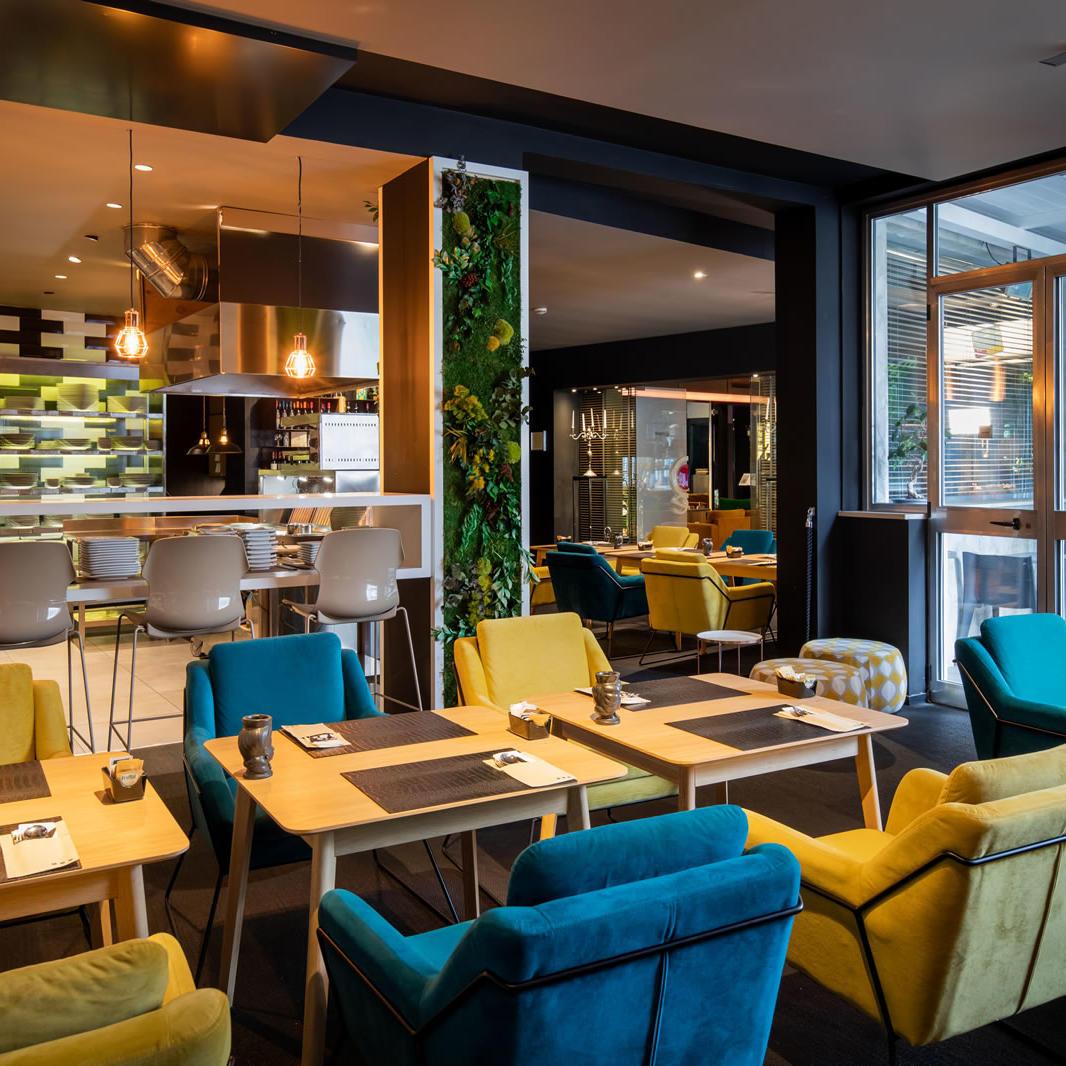 Breakfast lounge | UNAHOTELS One Siracusa