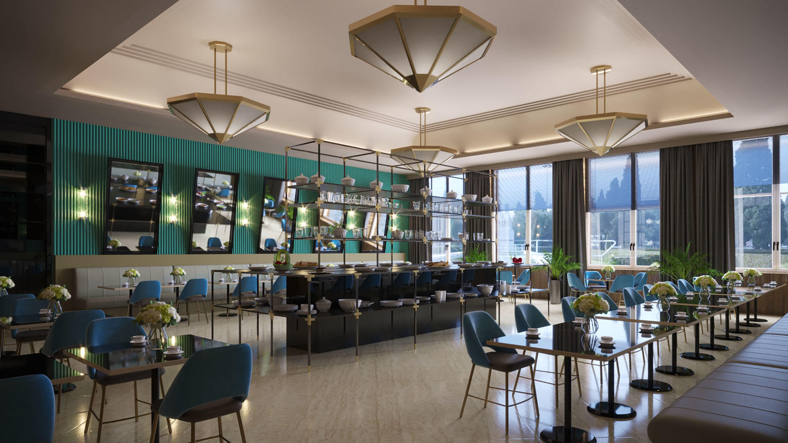 Breakfast room | Principi di Piemonte