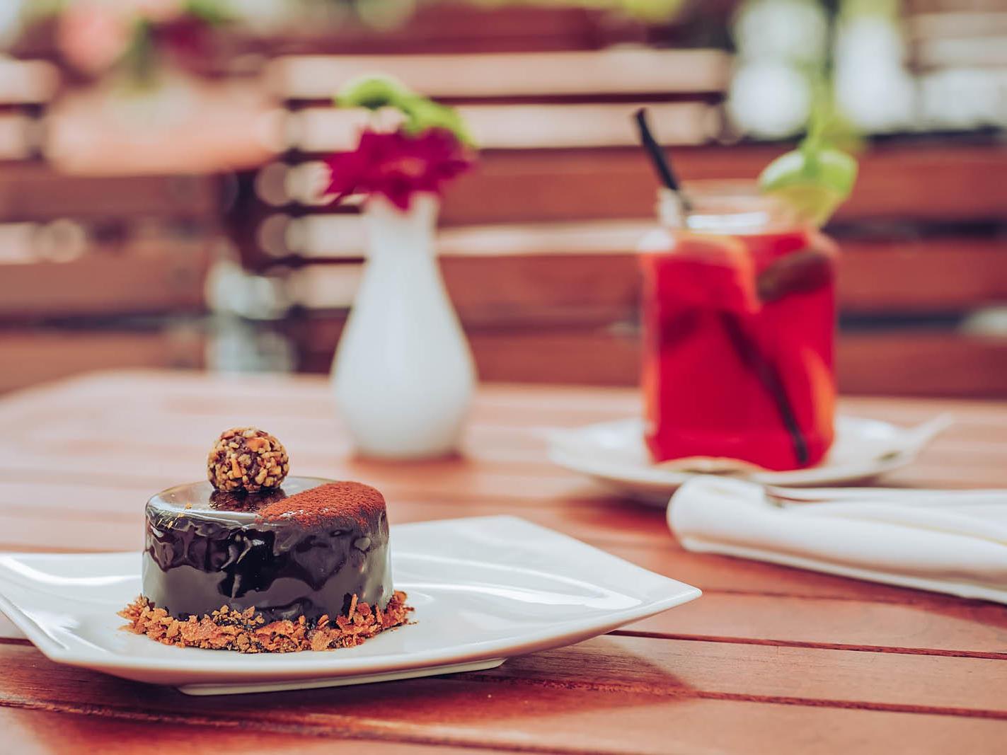 Union Cafe - desserts 2
