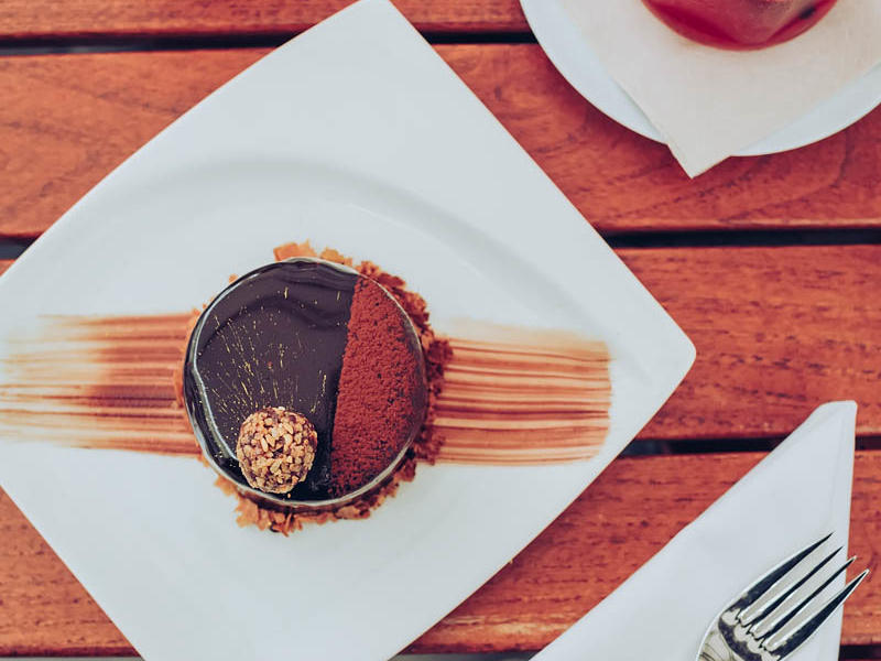 Union Cafe - desserts
