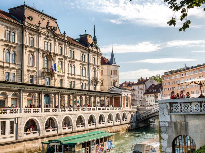 Ljubljanica river 3